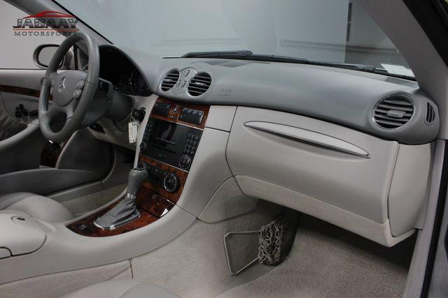 2005 Mercedes-Benz CLK500 5.0L Merrillville, Indiana 16