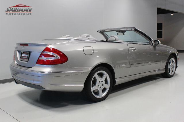 2005 Mercedes-Benz CLK500 5.0L Merrillville, Indiana 4