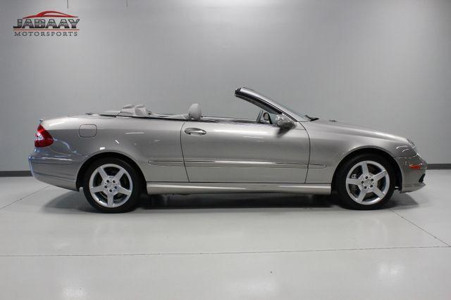 2005 Mercedes-Benz CLK500 5.0L Merrillville, Indiana 5