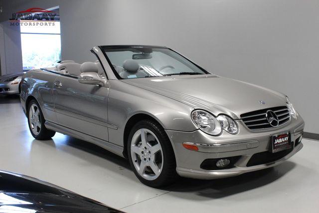 2005 Mercedes-Benz CLK500 5.0L Merrillville, Indiana 6
