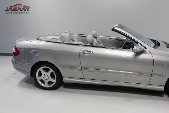 2005 Mercedes-Benz CLK500 5.0L Merrillville, Indiana 36