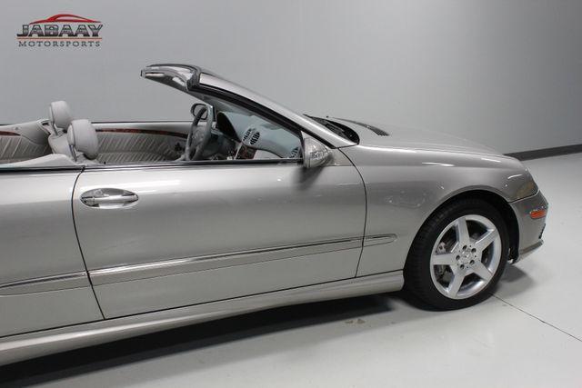 2005 Mercedes-Benz CLK500 5.0L Merrillville, Indiana 37