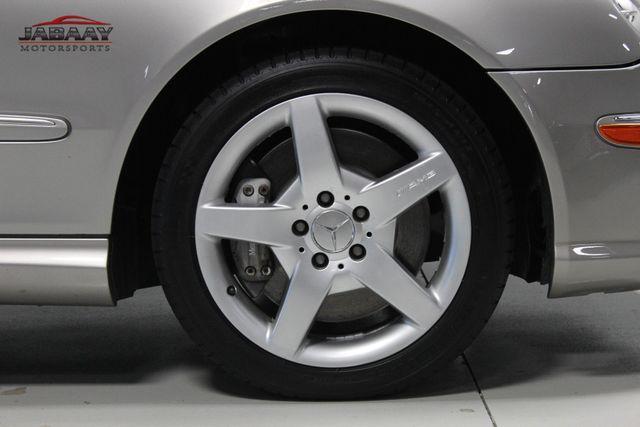 2005 Mercedes-Benz CLK500 5.0L Merrillville, Indiana 44