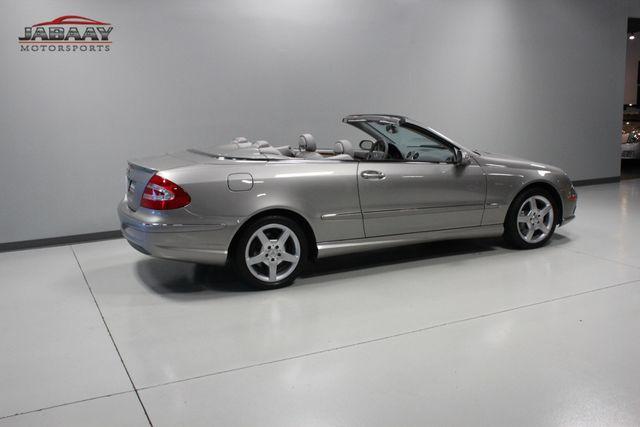 2005 Mercedes-Benz CLK500 5.0L Merrillville, Indiana 38