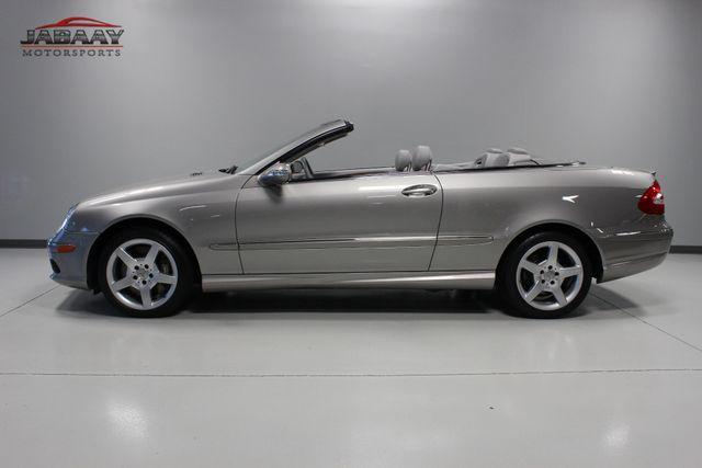 2005 Mercedes-Benz CLK500 5.0L Merrillville, Indiana 1