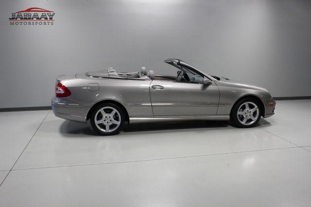 2005 Mercedes-Benz CLK500 5.0L Merrillville, Indiana 39