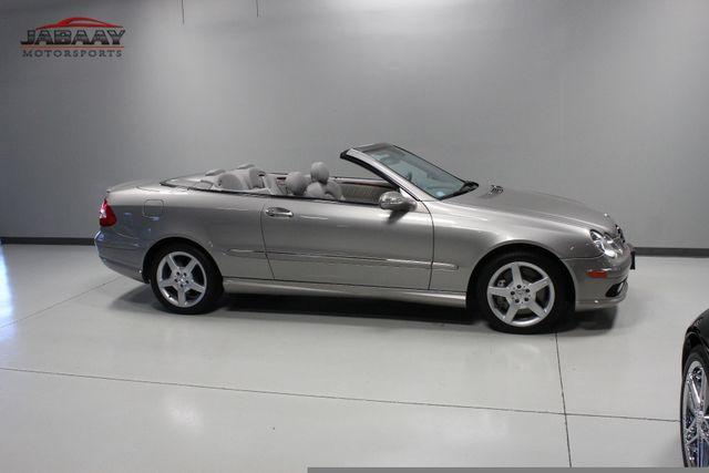 2005 Mercedes-Benz CLK500 5.0L Merrillville, Indiana 41