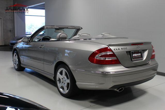 2005 Mercedes-Benz CLK500 5.0L Merrillville, Indiana 2
