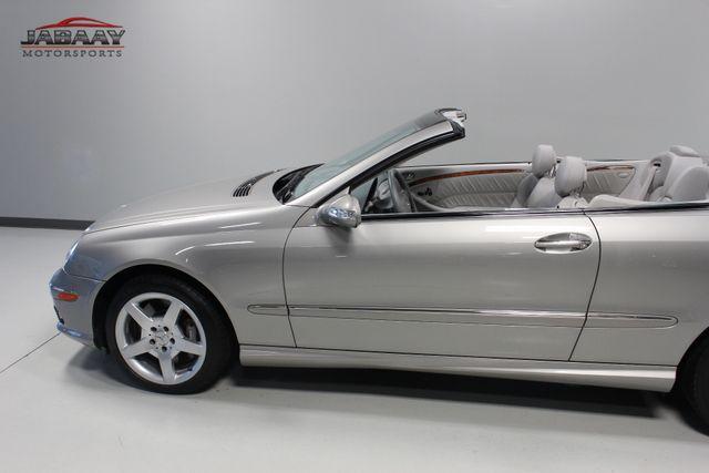 2005 Mercedes-Benz CLK500 5.0L Merrillville, Indiana 30