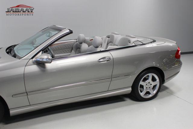 2005 Mercedes-Benz CLK500 5.0L Merrillville, Indiana 31