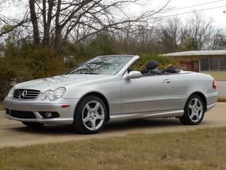 2005 Mercedes-Benz CLK500 5.0L CONVERTIBLE Tupelo, Mississippi