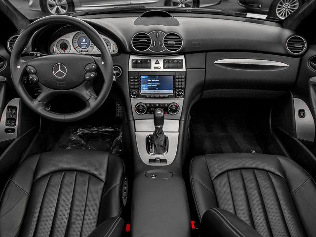 2005 Mercedes-Benz CLK55 AMG Burbank, CA 10