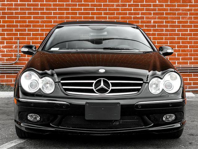 2005 Mercedes-Benz CLK55 AMG Burbank, CA 4