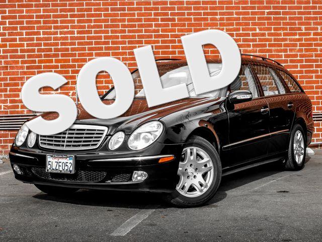 2005 Mercedes-Benz E320 3.2L Burbank, CA 0