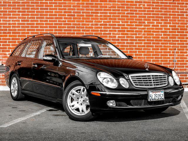 2005 Mercedes-Benz E320 3.2L Burbank, CA 1