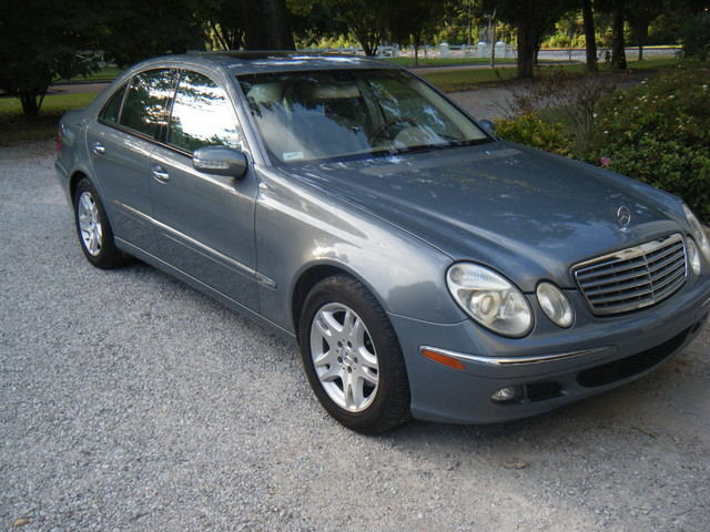 2005 Mercedes-Benz E320 3.2L CDI diesel Collierville, Tennessee 2