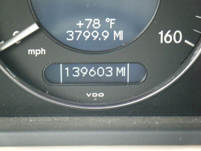 2005 Mercedes-Benz E320 3.2L CDI diesel Collierville, Tennessee 21