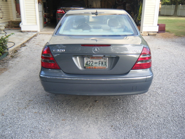 2005 Mercedes-Benz E320 3.2L CDI diesel Collierville, Tennessee 5