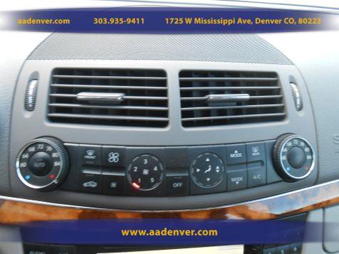 2005 Mercedes-Benz E320 4Matic | Denver, CO | A&A Automotive of Denver in Denver, CO