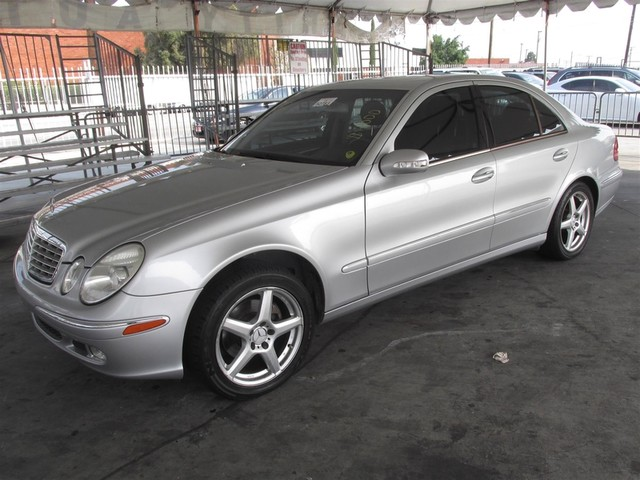 2005 Mercedes E320 32L Please call or e-mail to check availability All of our vehicles are ava