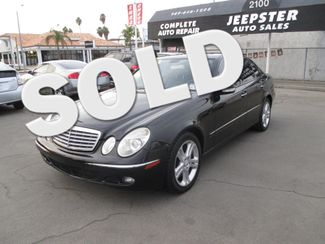2005 Mercedes-Benz E500 4Matic Costa Mesa, California