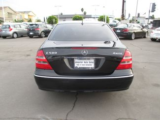 2005 Mercedes-Benz E500 4Matic Costa Mesa, California 4
