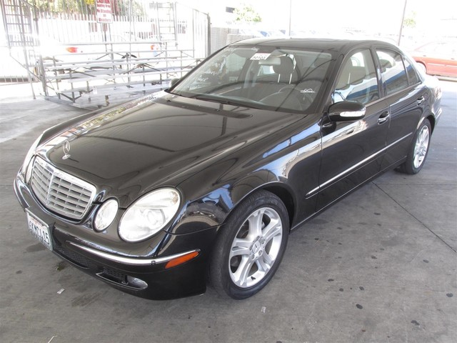 2005 Mercedes E500 50L Please call or e-mail to check availability All of our vehicles are ava