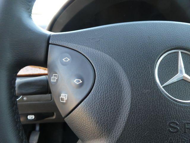 2005 Mercedes-Benz E500 5.0L Leesburg, Virginia 19