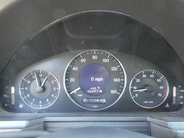 2005 Mercedes-Benz E500 5.0L Leesburg, Virginia 21