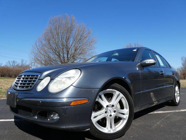 2005 Mercedes-Benz E500 5.0L Leesburg, Virginia 0