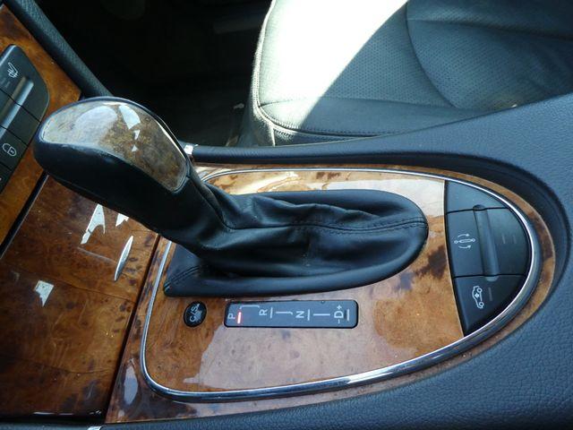 2005 Mercedes-Benz E500 5.0L Leesburg, Virginia 27