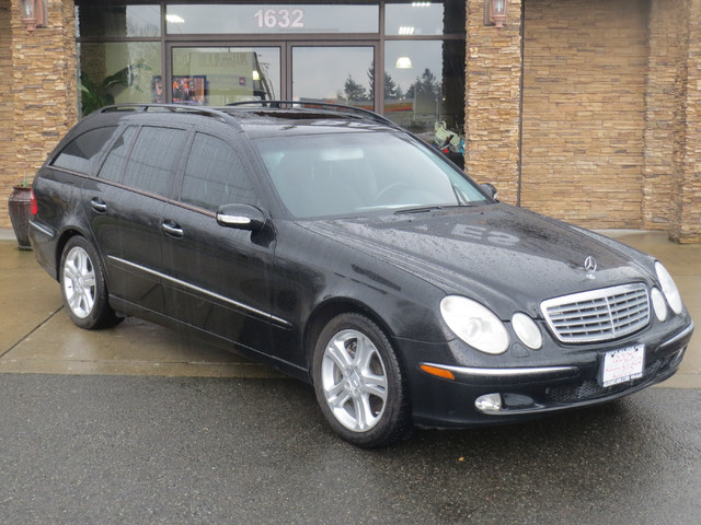 2005 mercedes e500 5 0l awd cars and vehicles puyallup wa. Black Bedroom Furniture Sets. Home Design Ideas