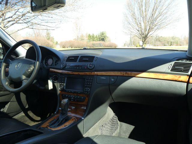 2005 Mercedes-Benz E500 5.0L Sterling, Virginia 10