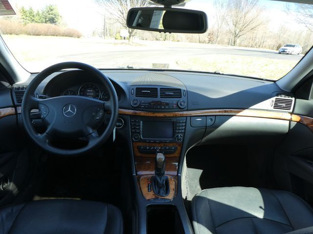 2005 Mercedes-Benz E500 5.0L Sterling, Virginia 11