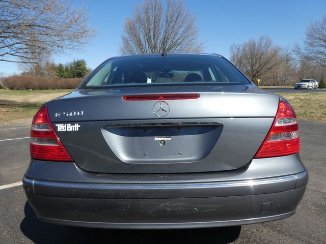 2005 Mercedes-Benz E500 5.0L Sterling, Virginia 6