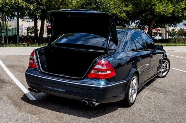 2005 Mercedes-Benz E55 5.5L AMG - NAVI - HTD STS - FULL RECORDS Reseda, CA 10