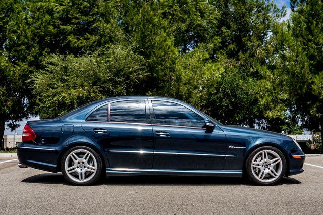 2005 Mercedes-Benz E55 5.5L AMG - NAVI - HTD STS - FULL RECORDS Reseda, CA 5