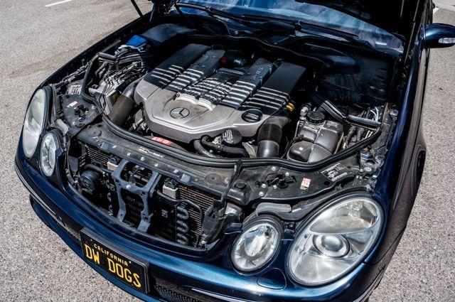 2005 Mercedes-Benz E55 5.5L AMG - NAVI - HTD STS - FULL RECORDS Reseda, CA 37