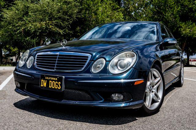 2005 Mercedes-Benz E55 5.5L AMG - NAVI - HTD STS - FULL RECORDS Reseda, CA 40