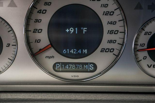 2005 Mercedes-Benz E55 5.5L AMG - NAVI - HTD STS - FULL RECORDS Reseda, CA 15
