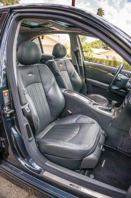 2005 Mercedes-Benz E55 5.5L AMG - NAVI - HTD STS - FULL RECORDS Reseda, CA 27