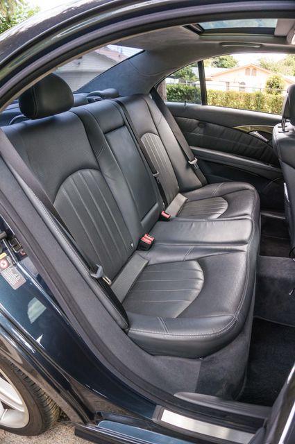 2005 Mercedes-Benz E55 5.5L AMG - NAVI - HTD STS - FULL RECORDS Reseda, CA 28