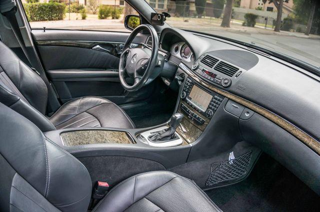 2005 Mercedes-Benz E55 5.5L AMG - NAVI - HTD STS - FULL RECORDS Reseda, CA 29