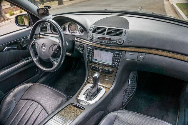 2005 Mercedes-Benz E55 5.5L AMG - NAVI - HTD STS - FULL RECORDS Reseda, CA 30