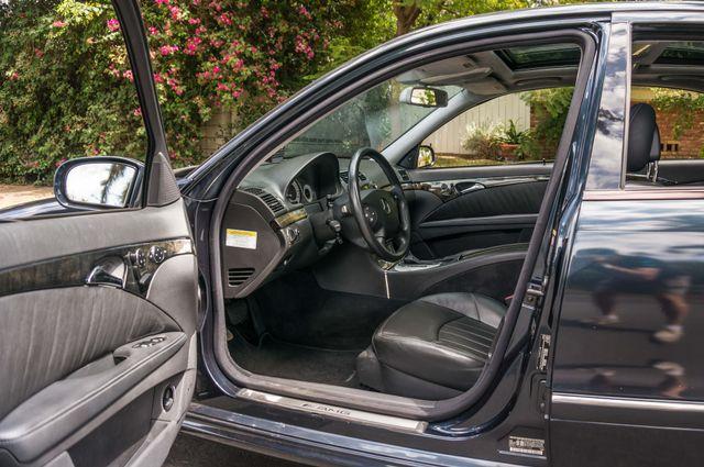 2005 Mercedes-Benz E55 5.5L AMG - NAVI - HTD STS - FULL RECORDS Reseda, CA 12