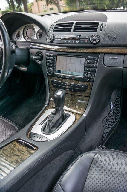 2005 Mercedes-Benz E55 5.5L AMG - NAVI - HTD STS - FULL RECORDS Reseda, CA 18