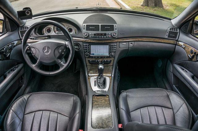 2005 Mercedes-Benz E55 5.5L AMG - NAVI - HTD STS - FULL RECORDS Reseda, CA 16