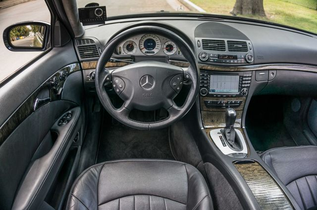2005 Mercedes-Benz E55 5.5L AMG - NAVI - HTD STS - FULL RECORDS Reseda, CA 17