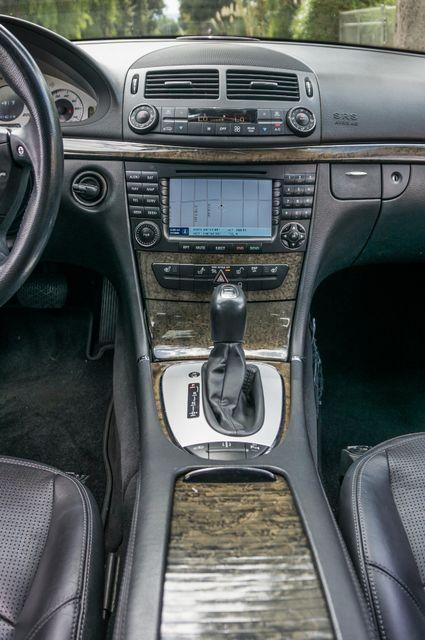 2005 Mercedes-Benz E55 5.5L AMG - NAVI - HTD STS - FULL RECORDS Reseda, CA 19
