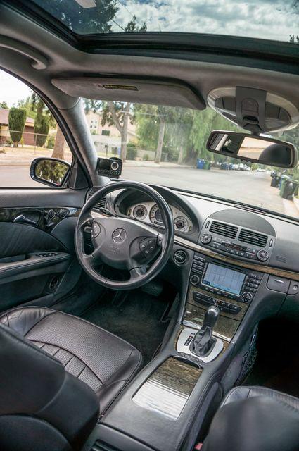2005 Mercedes-Benz E55 5.5L AMG - NAVI - HTD STS - FULL RECORDS Reseda, CA 33